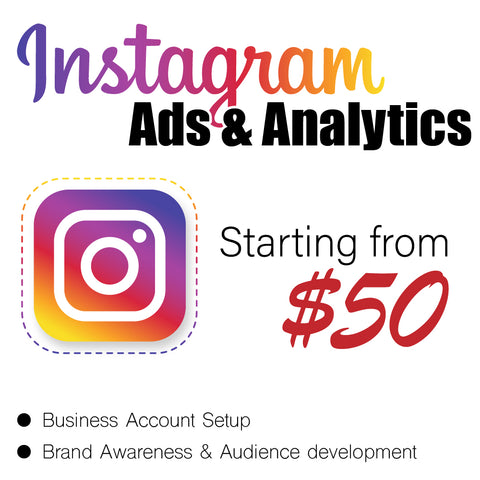 Instagram  Ad Management — Starters Package
