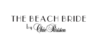The Beach Bride by Chic Parisien