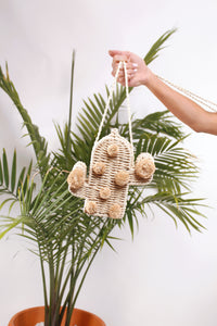 Merida Cactus Purse - The Beach Bride by Chic Parisien, a destination for beach weddings, bachelorettes and honeymoons