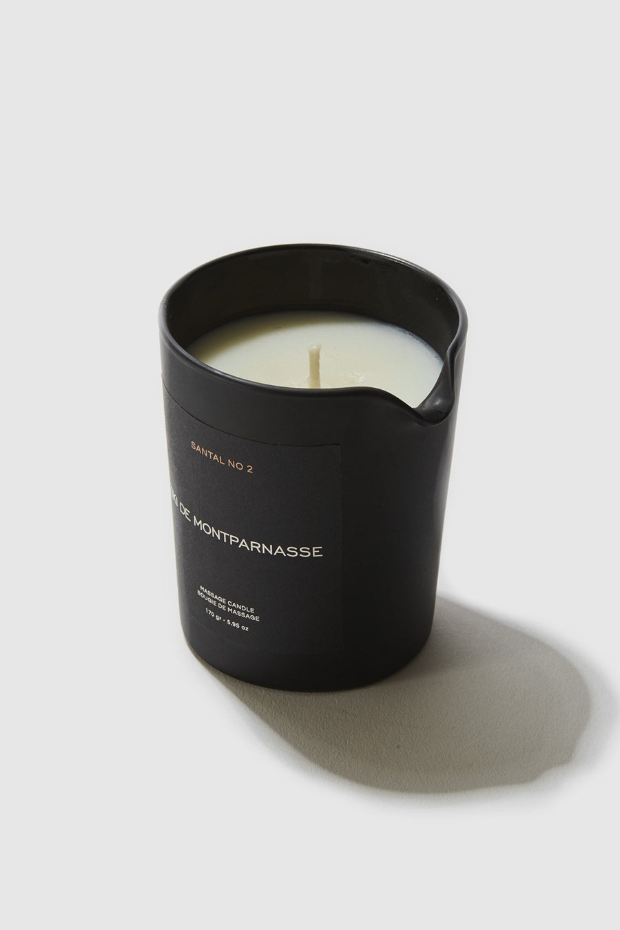 Massage Candle, Santal No. 2 - The Beach Bride by Chic Parisien, a destination for beach weddings, bachelorettes and honeymoons