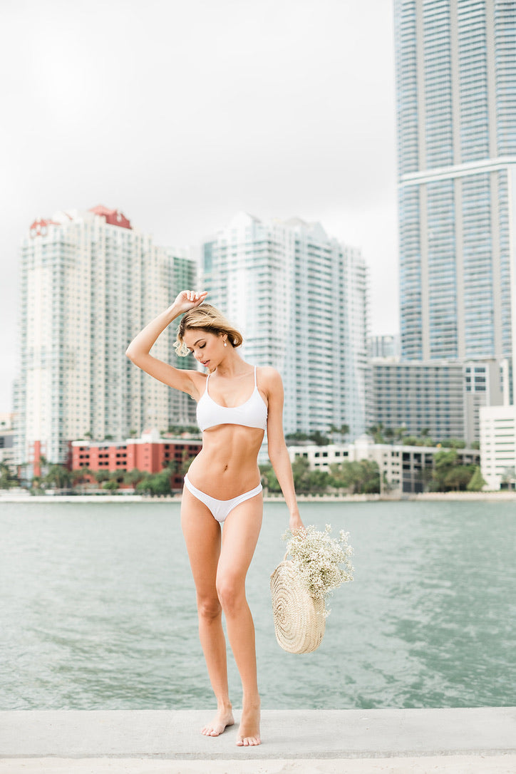 The Rio Bikini by The Beach Bride - The Beach Bride by Chic Parisien, a destination for beach weddings, bachelorettes and honeymoons