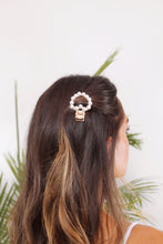 Load image into Gallery viewer, Pearl Hair Clips/Barrettes - The Beach Bride by Chic Parisien, a destination for beach weddings, bachelorettes and honeymoons