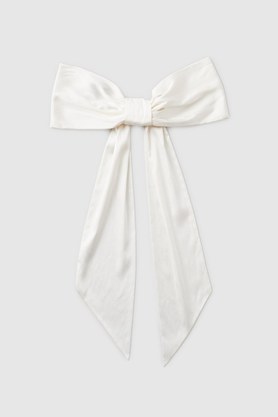 Butt Bow Ivory - The Beach Bride by Chic Parisien, a destination for beach weddings, bachelorettes and honeymoons