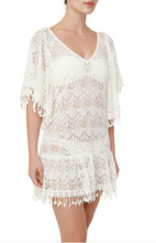 Load image into Gallery viewer, Free Spirit Malena Cover-Up by Eberjey - The Beach Bride by Chic Parisien, a destination for beach weddings, bachelorettes and honeymoons