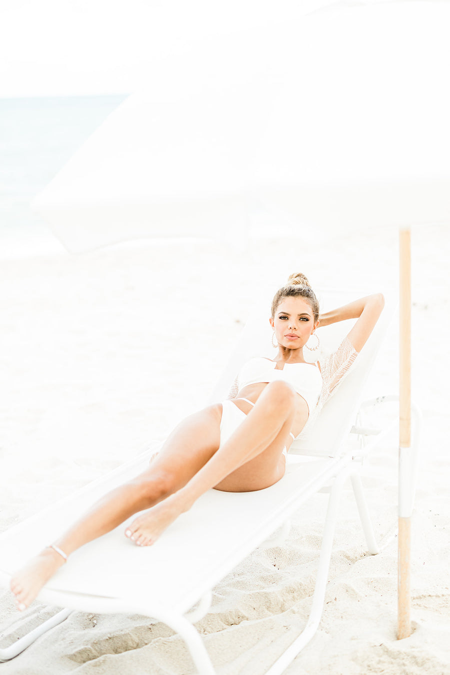 The Harley Bottom by Solid & Striped - The Beach Bride by Chic Parisien, a destination for beach weddings, bachelorettes and honeymoons