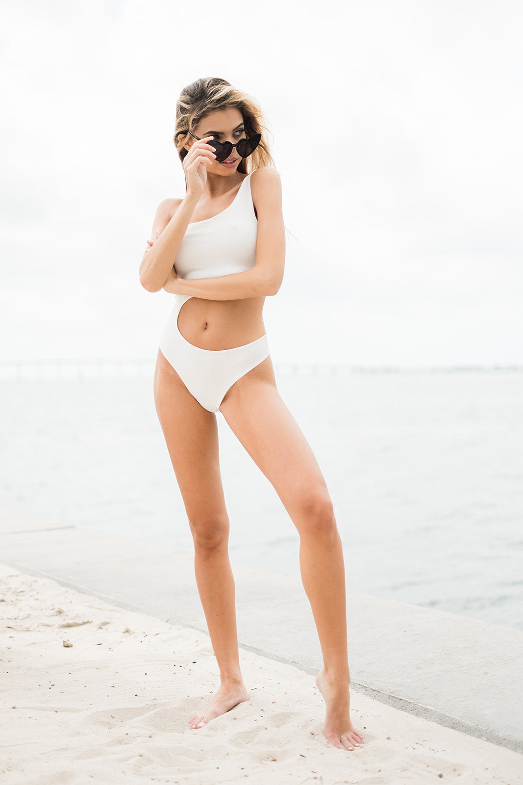 The Tulum One Piece Bathing Suit - The Beach Bride by Chic Parisien, a destination for beach weddings, bachelorettes and honeymoons
