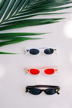 Load image into Gallery viewer, Small Cat Eye Heart Glasses - The Beach Bride by Chic Parisien, a destination for beach weddings, bachelorettes and honeymoons