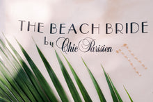 Load image into Gallery viewer, Mini Pearl Drop Earrings by NST Studio - The Beach Bride by Chic Parisien, a destination for beach weddings, bachelorettes and honeymoons
