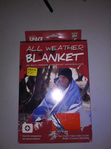 The Original Space® Brand All Weather Blanket