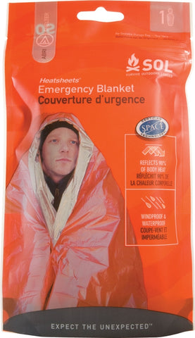 Heatsheets Emergency Blanket