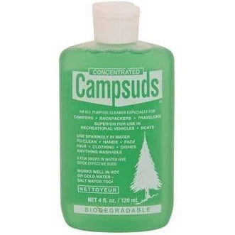 CAMPSUDS 4oz BIODEGRADABLE
