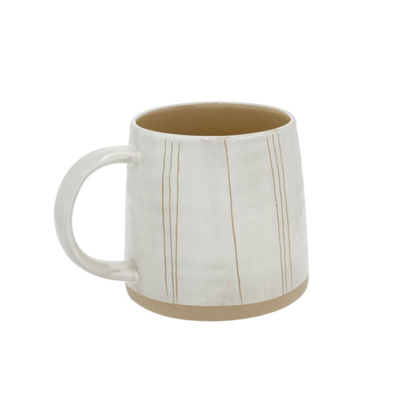 crown and birch sandstone mug 1