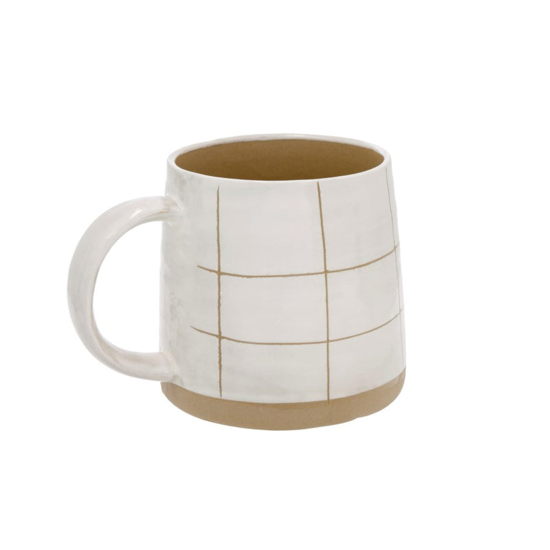 crown and birch sandstone mug 2