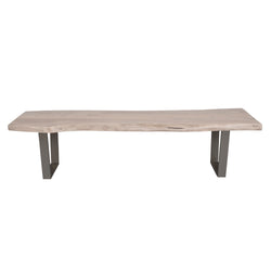 Calvert Bench | Grey