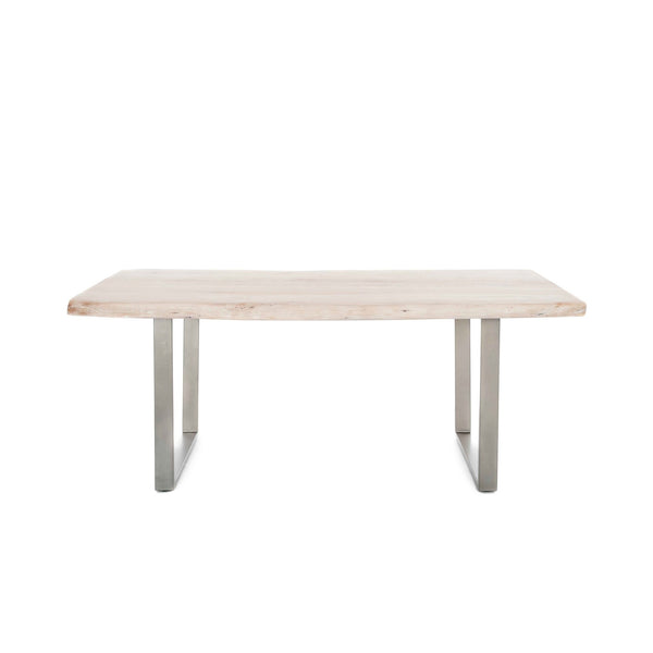 Calvert Dining Table | White