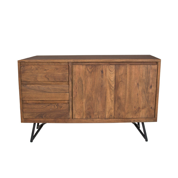 Lauryn Sideboard | Medium Brown