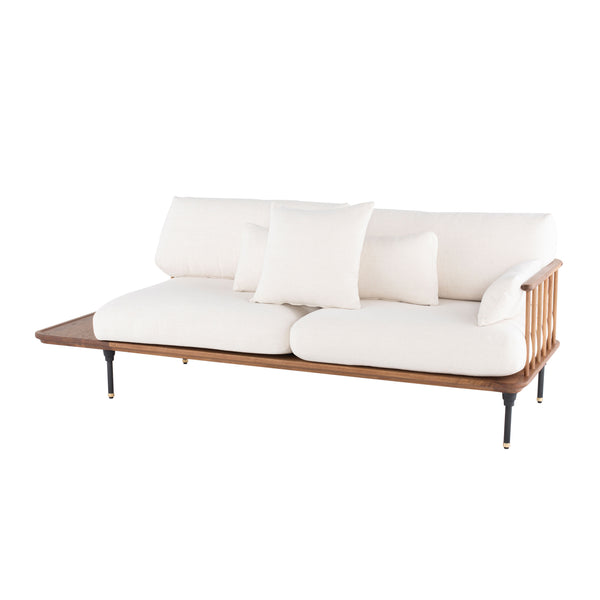 Upton Sofa | Light Oak