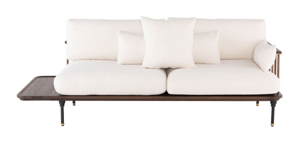Upton Sofa | Dark Oak