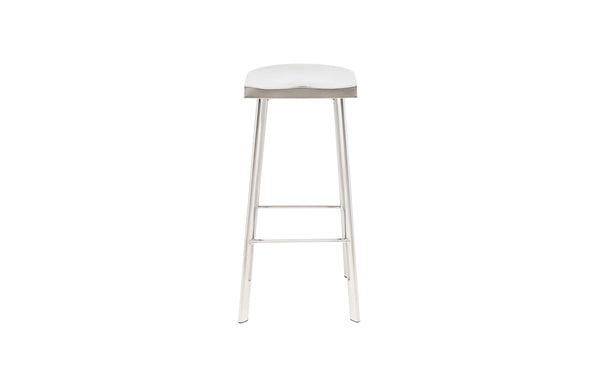 Ivy Bar Stool | Silver