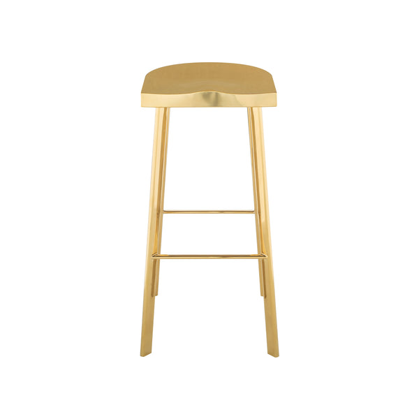 Ivy Bar Stool | Gold
