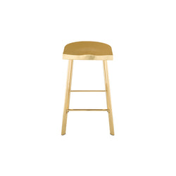 Ivy Counter Stool | Gold