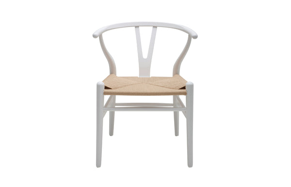 Albian Dining Chair | White