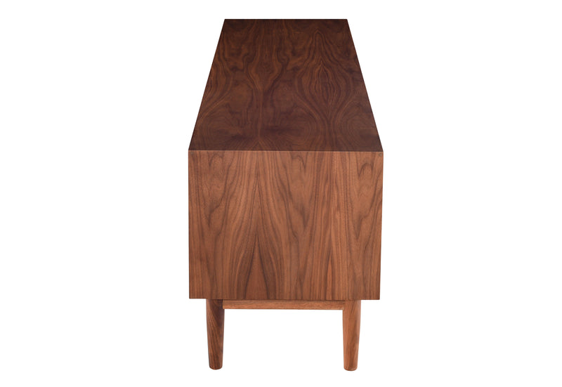 crown and birch adalyn nuevo media unit walnut side