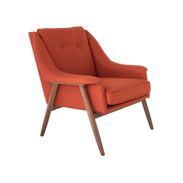 Gracie Occasional Chair | Brick
