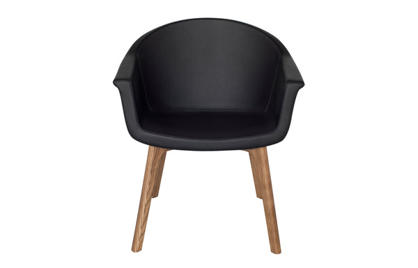 Vitali Dining Chair | Black