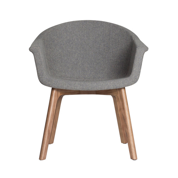 Vitali Dining Chair | Grey