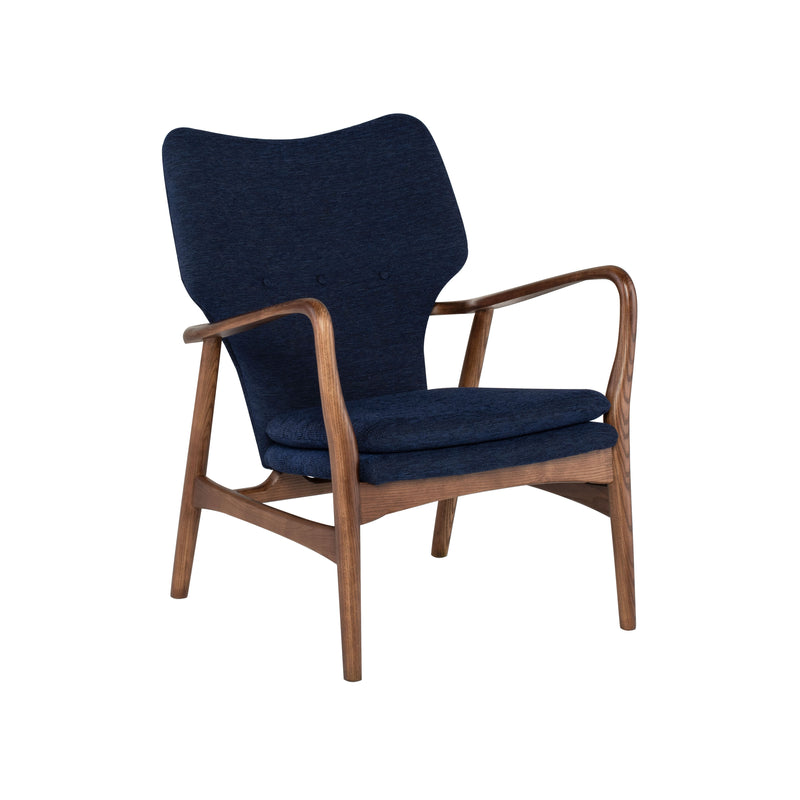 Rosslyn Occasional Chair | True Blue