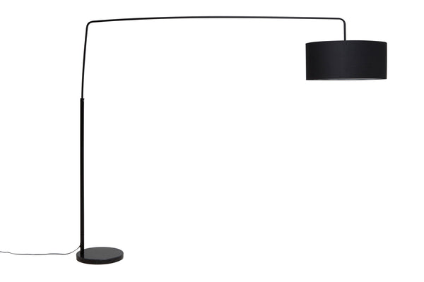 Rocco Floor Lamp | Black