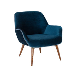 Maggie Chair | Midnight Blue