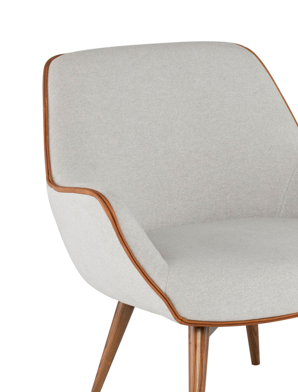Maggie Chair | Stone Grey