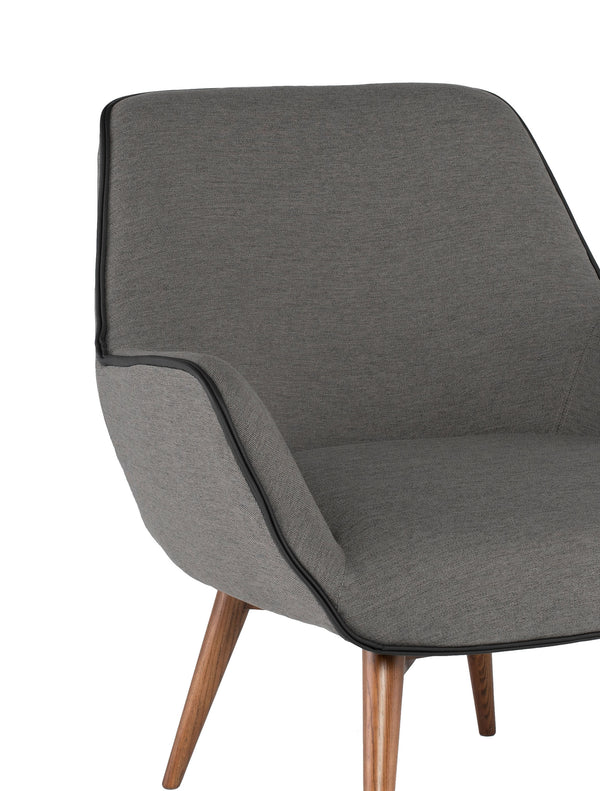 Maggie Chair | Slate Grey
