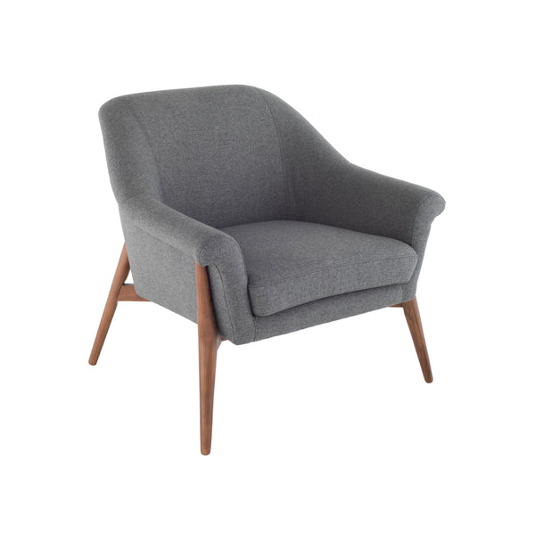 Evelyn Occasional Chair | Shale Grey