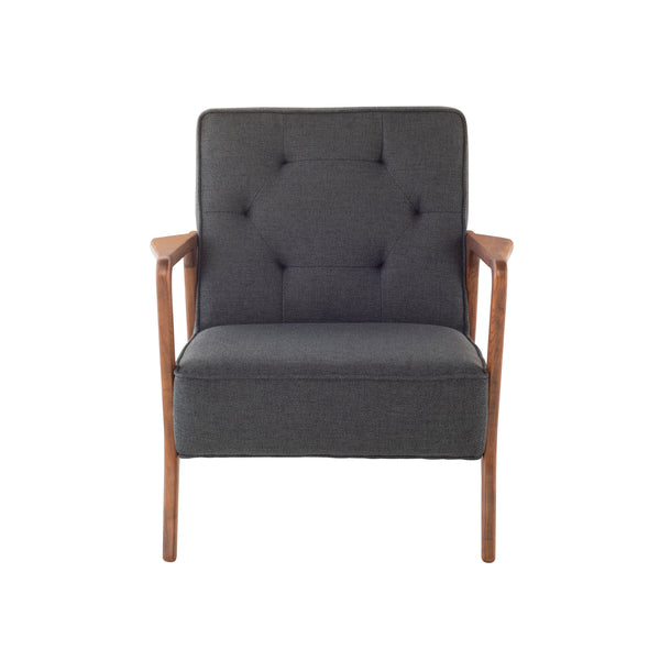 Jacquie Occasional Chair | Storm Grey