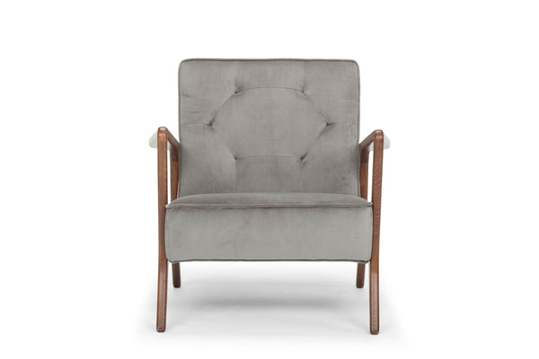 Jacquie Occasional Chair | Smoke Grey