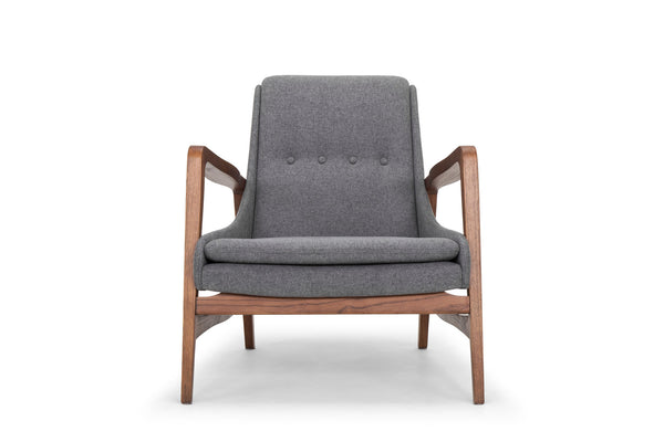 Nanda Chair | Shale Grey