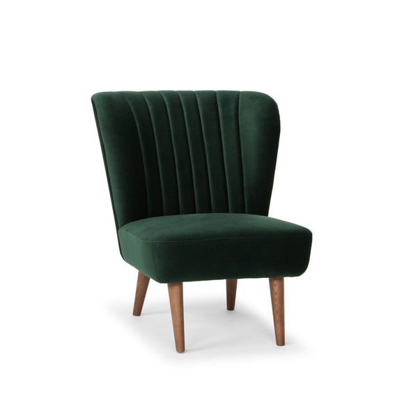 Quincy Chair | Emerald Green