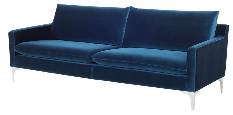 Brigitte Sofa | Midnight Blue