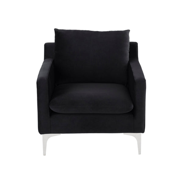 Brigitte Occasional Chair | Black