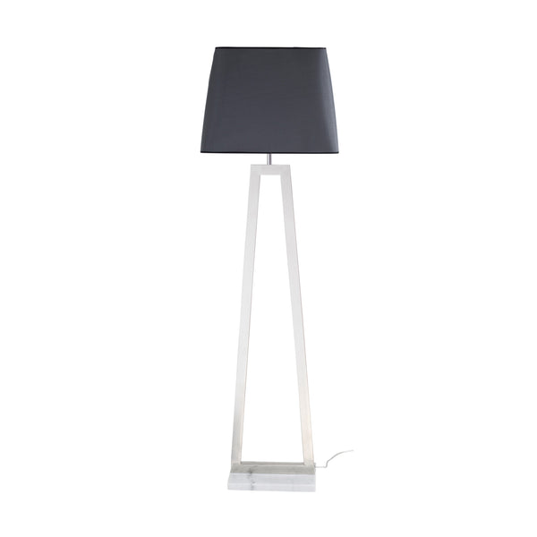 Triad Floor Lamp | Silver