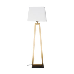 Triad Floor Lamp | Gold