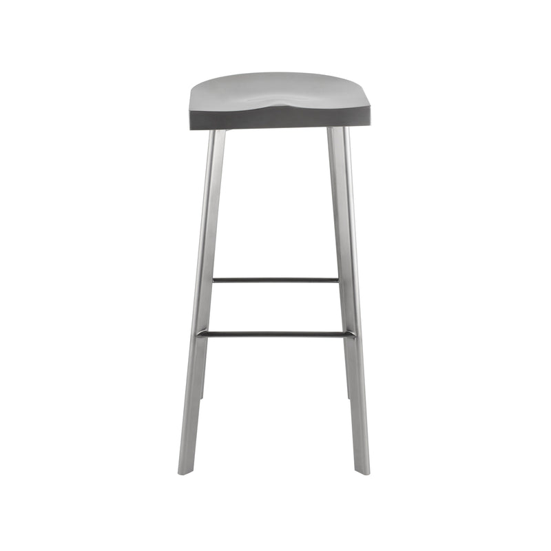 Ivy Bar Stool | Graphite