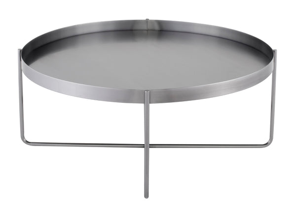 Kathleen Coffee Table | Graphite / Round