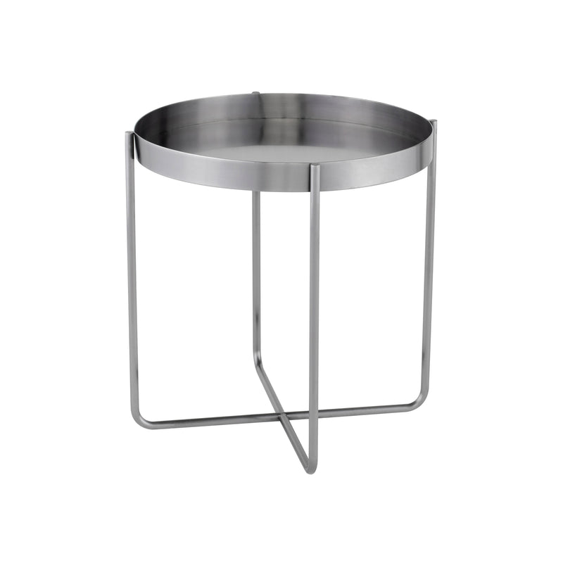 Kathleen Side Table | Graphite