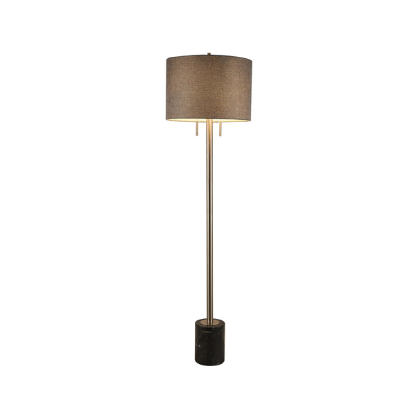 Lillian Floor Lamp | Black