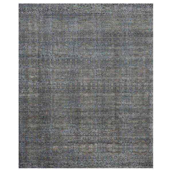 Logan Rug | Blue / Gold