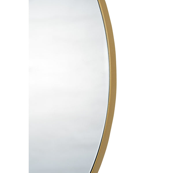 crown and birch mirror ava gold frame closeup renwil